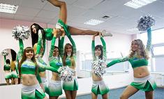 16 фитнес-секретов от красоток-чирлидеров ХК «Салават Юлаев»