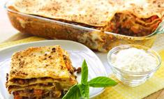 Знакомьтесь с итальянской кухней: лазанья