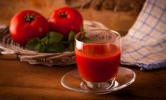 Для пользы дела: томатный сок с морской солью