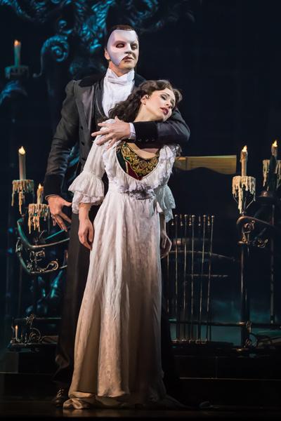 Призрак оперы мюзикл