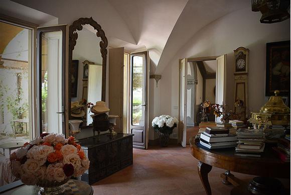 вилла Стинга в Тоскане | галерея [1] фото [16]