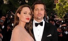 Анджелина Джоли никуда не отпускает Питта дольше чем на три дня