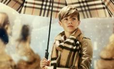 12-летний Ромео Бекхэм делает карьеру модели