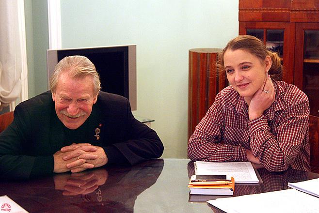 Иван и Наталья Краско сыграют вместе на одной сцене весной: фото, подробности