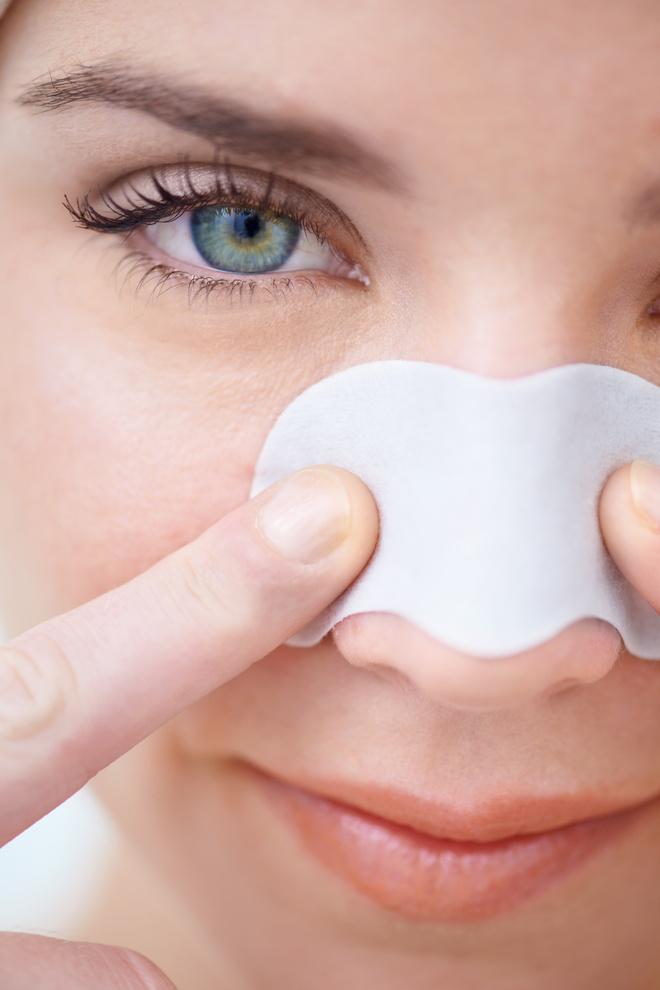пластырь для носа