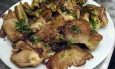 2 способа приготовления грибов сыроежек