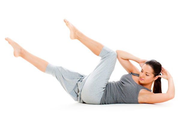 как похудеть колени внутренняя сторона