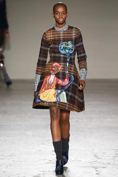 Неделя моды в Милане: день первый | галерея [1] фото [6]