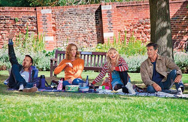 Пирс Броснан: «Счастлив, что создал семью во второй раз»