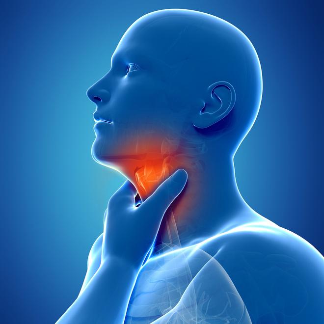 болит горло садится голос