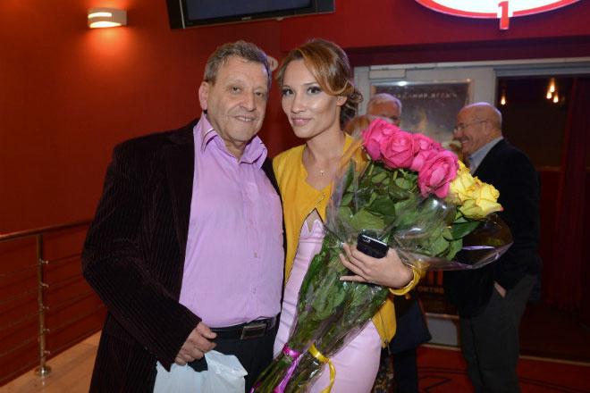 Борис Грачевский снова женился