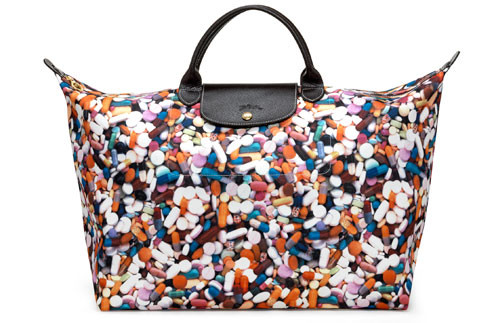 Jeremy Scott for Longchamp