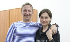 Иван Охлобыстин встретился в Туле с Тещей