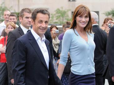 Саркози и карла бруни