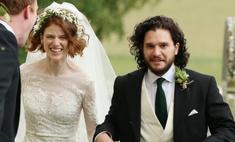 Состоялась свадьба звезд сериала «Игра престолов»: фотоотчет