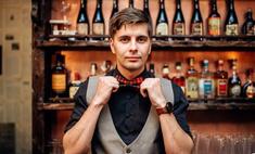 За стойкой бара: 5 крутых барменов Кирова