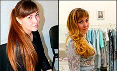 Весеннее преображение: стилист полностью изменила внешность обычной девушки!