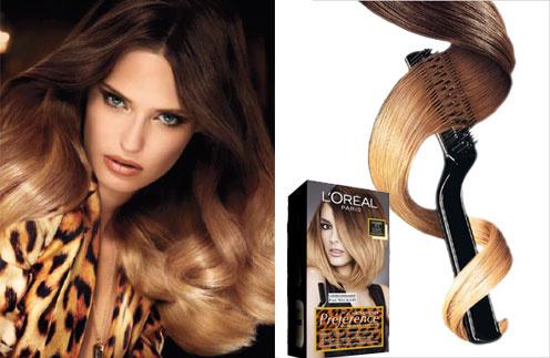 Краска для волос ombre
