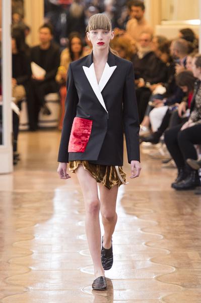 Неделя моды в Париже: день пятый   галерея [3] фото [2]