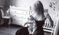 Две лапочки: Зоя Бербер удивляет дочку
