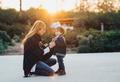 «Я усыновила ребенка»
