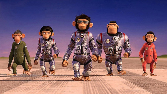 «Мартышки в космосе: ответный удар»