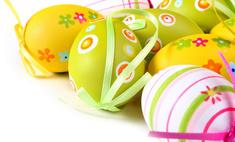 10 идей для окрашивания пасхальных яиц