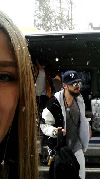 Tokio Hotel в Перми