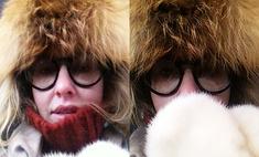 Ксения Собчак «выгуляла» норковые варежки на митинге 4 февраля