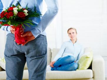 Основным подарком на 8-е марта мужчины считают цветы