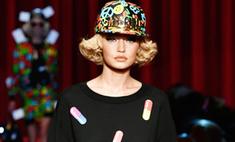 Коллекция Moschino была со скандалом изъята из продажи