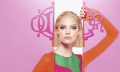 Игра цвета: Саша Лусс для весенней коллекции Dior
