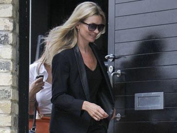 Кейт Мосс (Kate Moss) снялась в откровенной фотосессии