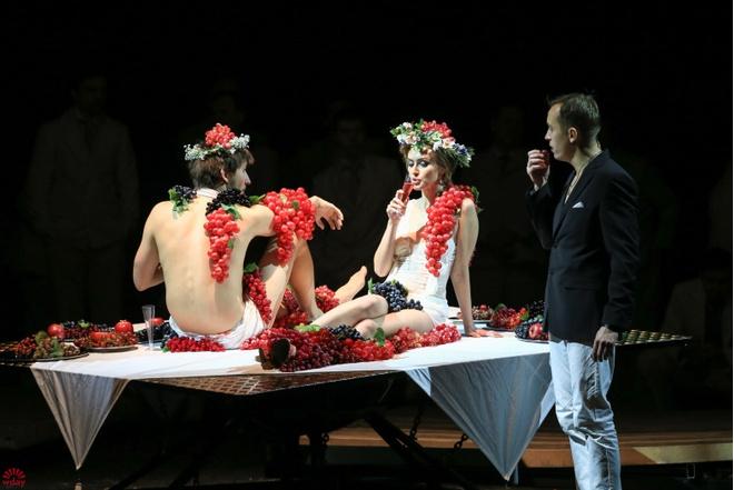 Калигула: Театр-Театр, Пермь