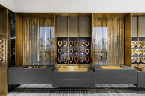 Открылся первый флагманский бутик Amber & Art в Санкт-Петербурге   галерея [1] фото [22]