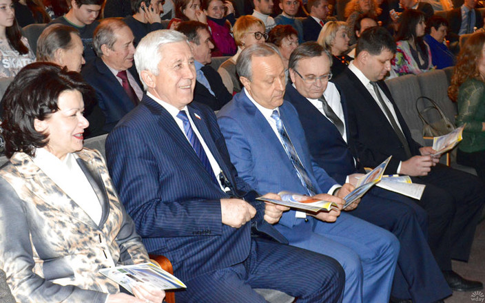 Татьяна Поволжья 2016