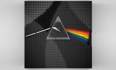 Альтер-лего: феноменальные копии музыкальных альбомов из кубиков Lego