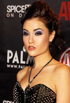 В прошлом году Грей снялась в фильме Стивена Содерберга «Девушка по вызову».