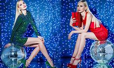 20 красивых платьев для новогодних праздников