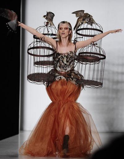 Mercedes-Benz Fashion Week: CONTRFASHION весна-лето 2014