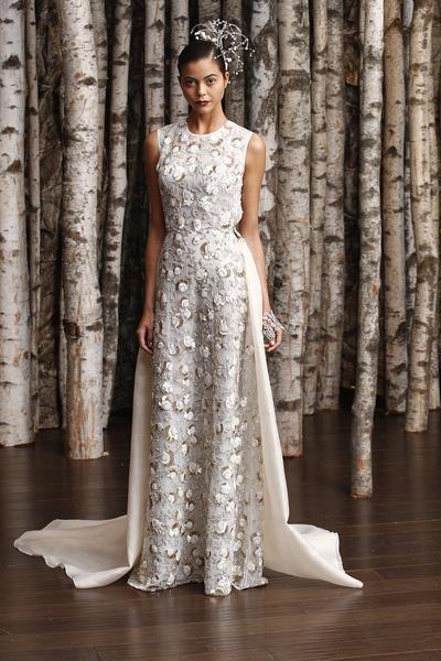 ЗАМУЖ НЕВТЕРПЕЖ: 10 самых красивых свадебных коллекций сезона | галерея [3] фото [12]