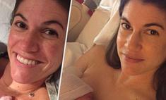 Сестры-близнецы родили день в день, минута в минуту