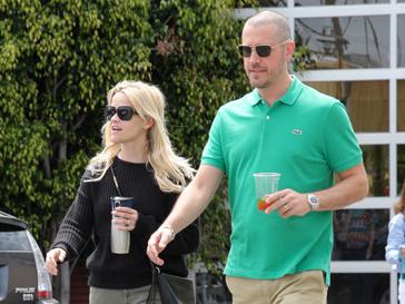 Риз Уизерспун (Reese Witherspoon) и Джим Тот