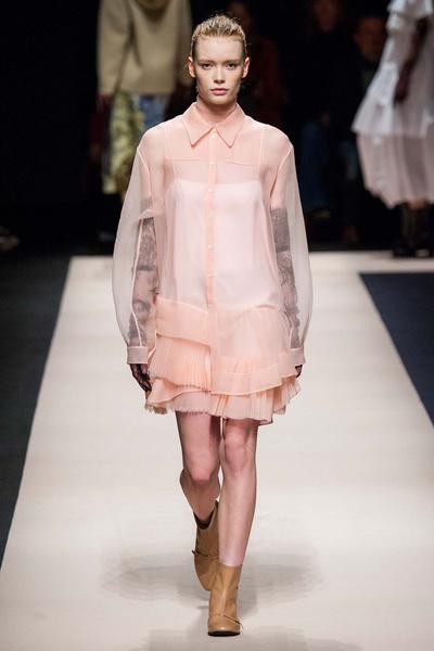 Неделя моды в Милане: день первый | галерея [3] фото [6]