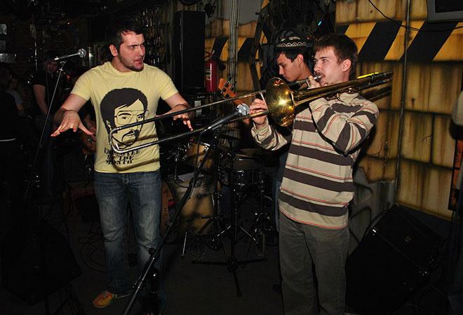 Рок-группы Саратова