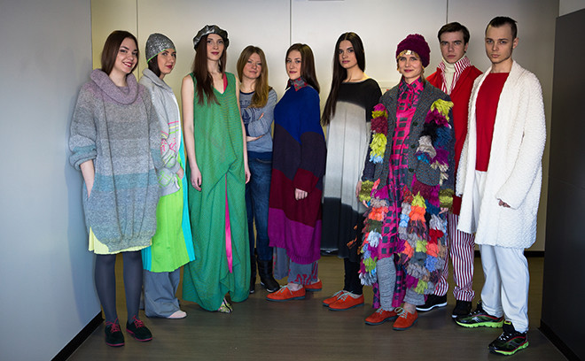 Конкурс молодых дизайнеров «Формула моды: Восток – Запад» в Омске.