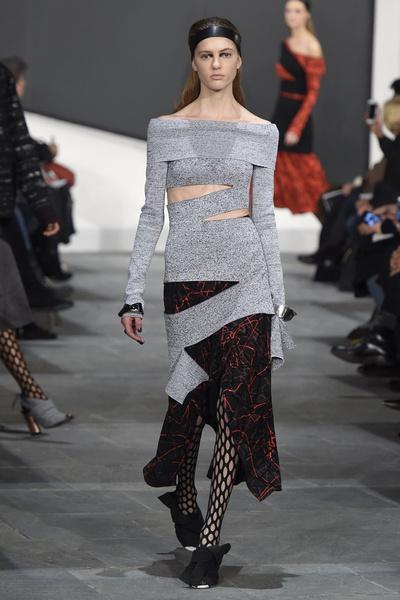 Неделя моды в Нью-Йорке: 18 февраля   галерея [3] фото [3]
