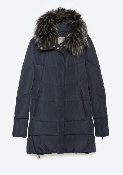 Зимняя женская куртка Zara, 8999 р.