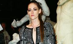 Модный провал Кристен Стюарт на показе Chanel