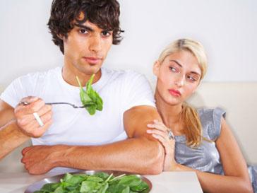 В погоне за здоровьем некоторые люди умудряются заболеть